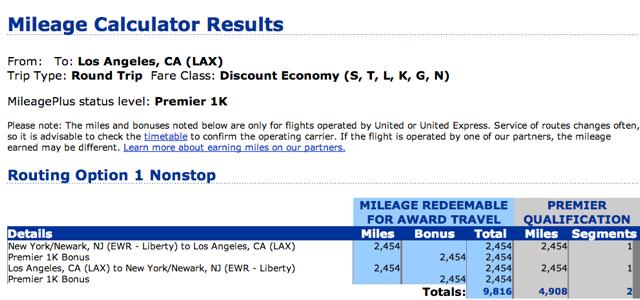 United MileagePlus Revenue Based Earning will Earn Most Premier 1Ks Fewer Miles
