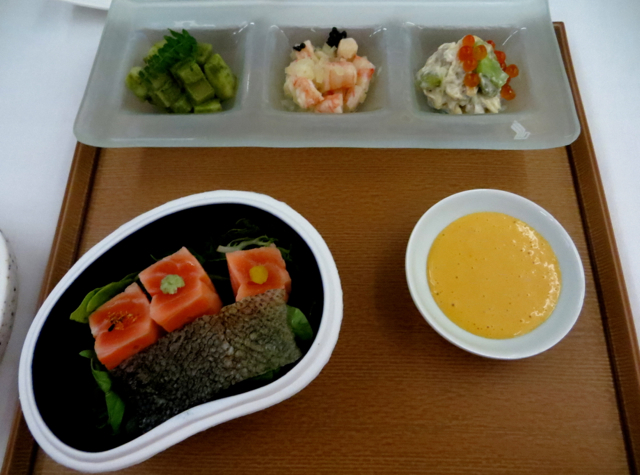 Singapore Airlines Book the Cook: Japanese Kyo Kaiseki