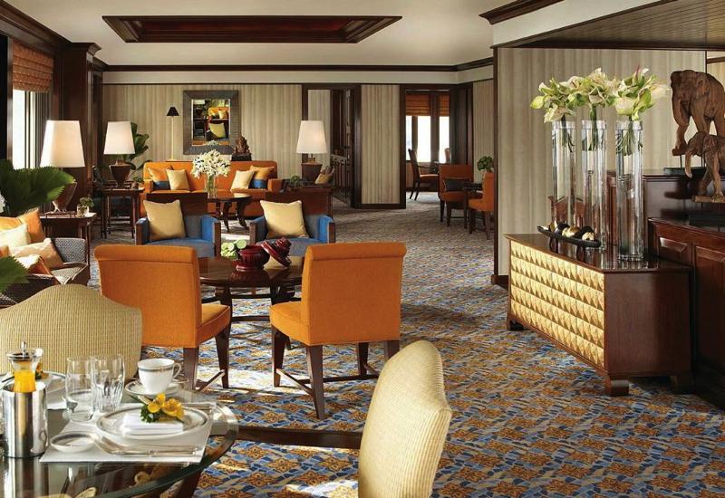 Review: Four Seasons Bangkok Executive Club Lounge