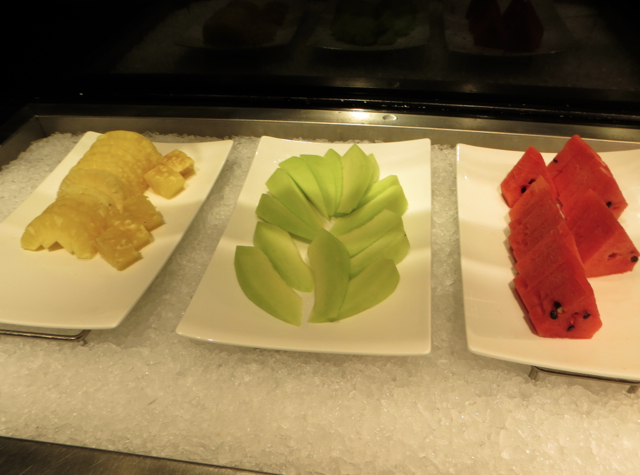 Fresh Fruit, Four Seasons Bangkok Executive Club Lounge
