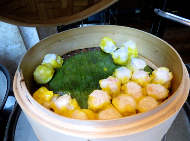 Dim Sum, Four Seasons Bangkok Breakfast Buffet