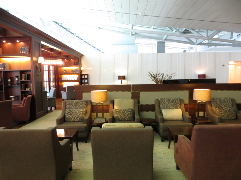 Asiana First Class Lounge Seoul ICN Review
