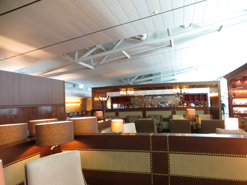 Asiana First Class Lounge Seoul ICN