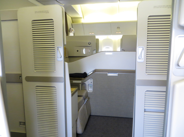 Asiana First Class Suite Review
