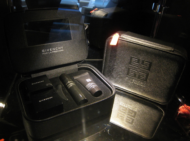 Air France New First Class La Premiere Givenchy Amenity Kit