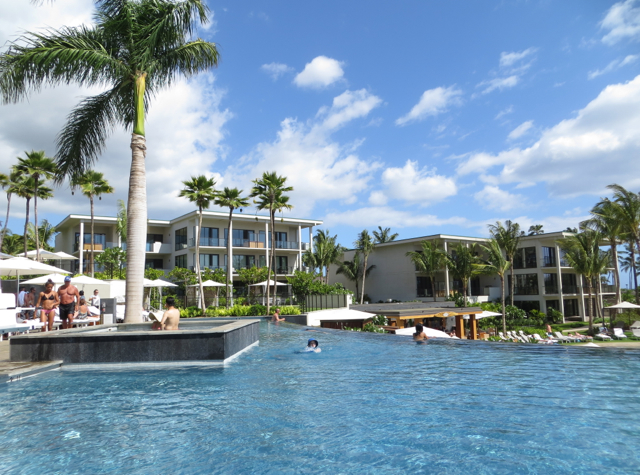 Andaz Maui at Wailea Review - Infinity Pool and Hot Tub