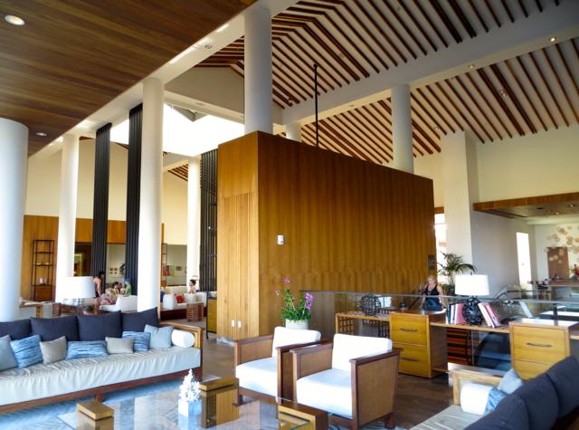 Andaz Maui at Wailea Lobby