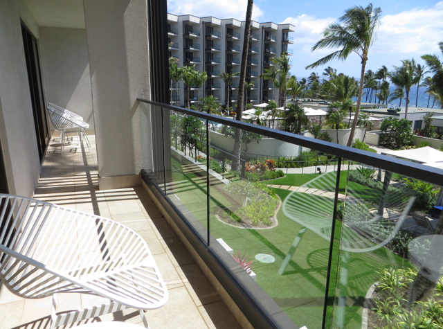 Andaz Maui at Wailea Review - Suite Balcony