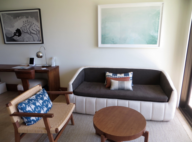 Andaz Maui at Wailea Review - Suite Living Room