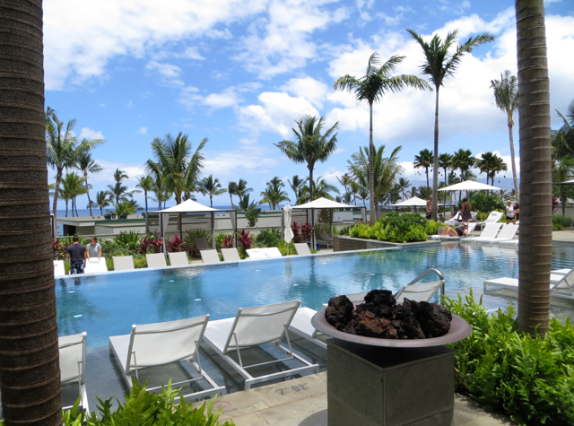 Andaz Maui at Wailea Review - Tranquility Pool