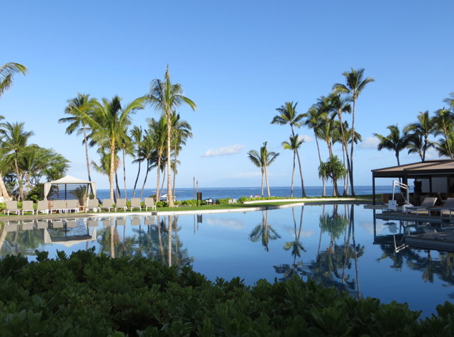 Andaz Maui at Wailea Review - Zero Entry Swimming Pool