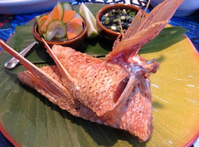 Mama's Fish House Onaga Kama