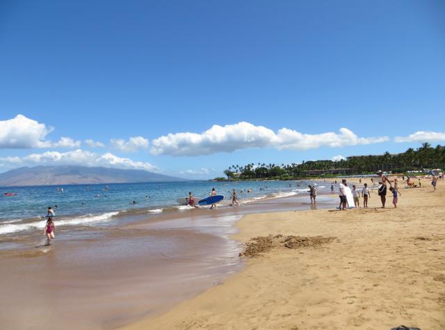 Four Seasons Maui at Wailea Review - Beach