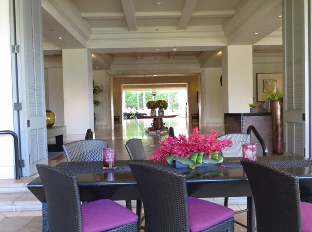 Four Seasons Maui at Wailea Review - Lobby