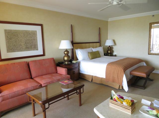 Four Seasons Maui at Wailea Review - Ocean View Room
