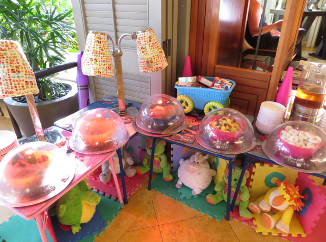 Kids' Corner Breakfast, DUO, Four Seasons Maui
