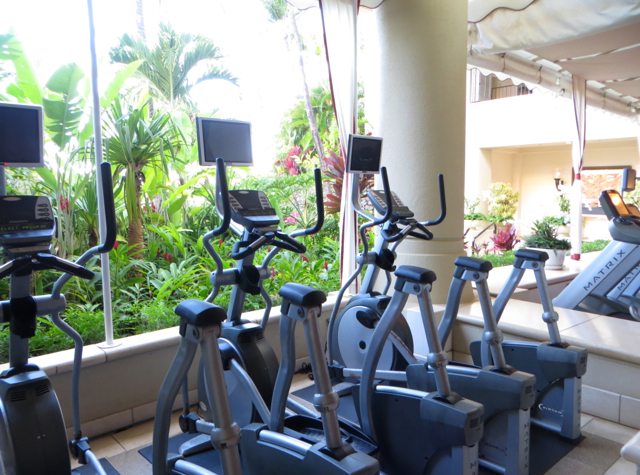 Fitness Center, Four Seasons Resort Maui at Wailea