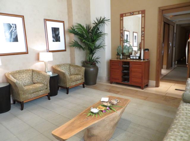 Spa Lounge, Four Seasons Maui at Wailea