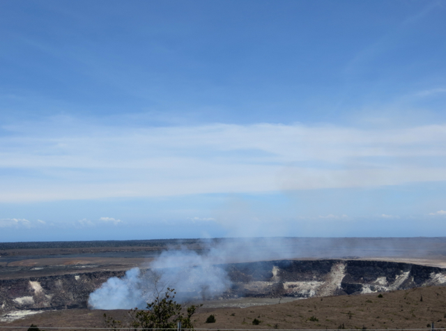 Hawaii Volcanoes National Park Review
