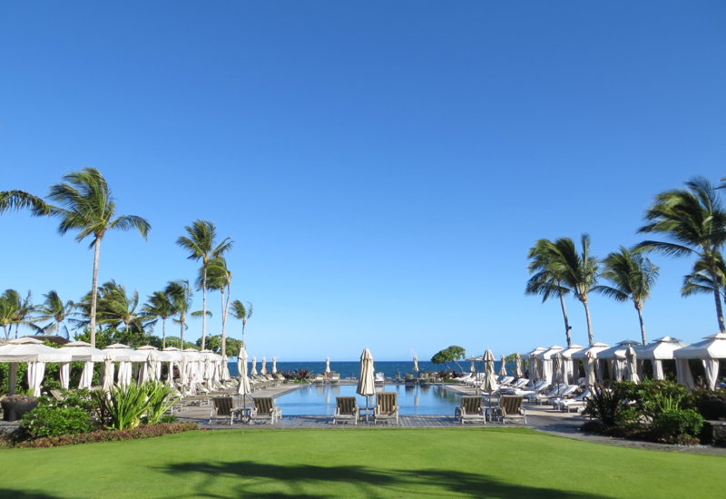 Review of four seasons hualalai best luxury hotel in hawaii for Nicest hotels in maui