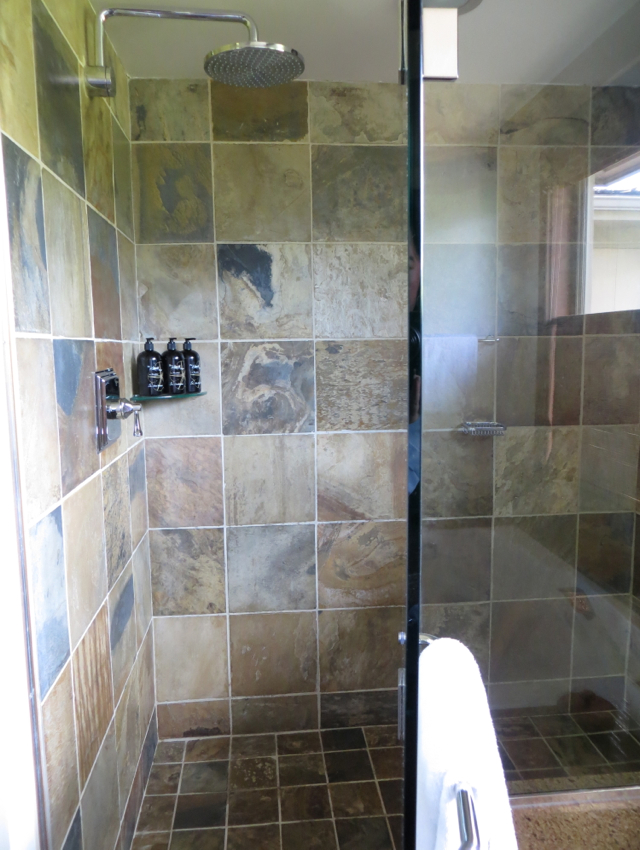 Four Seasons Hualalai Bathroom - Rain Shower