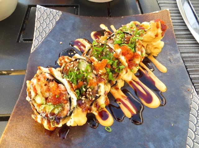 Spicy Hualalai Roll, 'ULU Ocean Grill