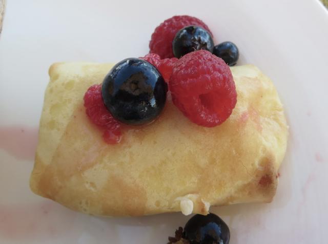 Cheese Blintz, Breakfast at 'ULU