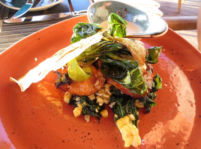 Flame Grilled Hapu, 'ULU Ocean Grill
