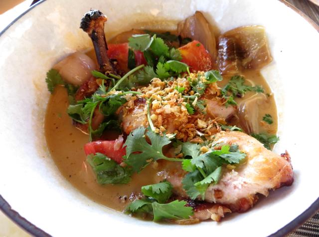 Lemongrass Chicken, 'ULU Ocean Grill