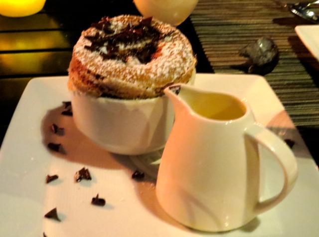 Chocolate Souffle, 'ULU Ocean Grill