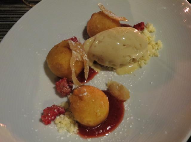 Coco Crunch Tempura Cheesecake, 'ULU