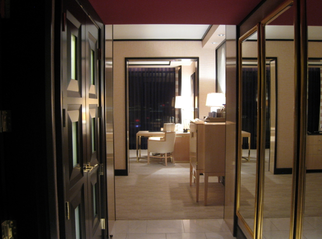 Panoramic Suite Entrance, Encore at Wynn Las Vegas