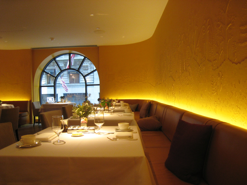 Clement Restaurant NYC - Dining Room