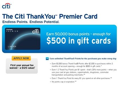 Best Travel Partner Transfer For Citi Thank You Premier