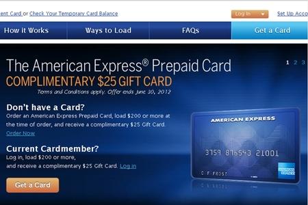 Amex Prepaid