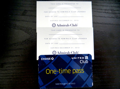 Giveaway 2 American Airlines Admirals Club Lounge Passes